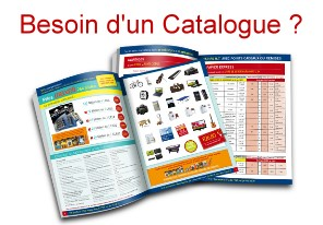 Besoin d'un Catalogue ?