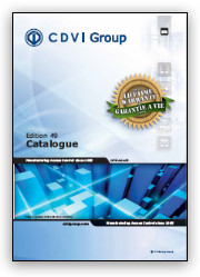 CDVI Products catalogue