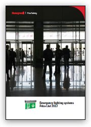 Eltek by Honeywell List Price - Emergency lighting
