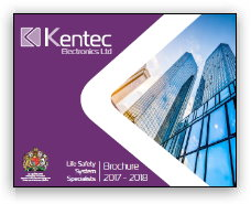 Catalogue Centrales Incendie Kentec 2016-2017