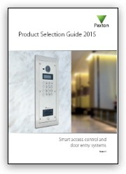 Paxton Product Selection Guide 2015