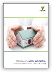Paxton Standalone Access Control