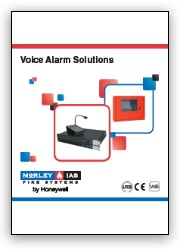 Voice Alarm Brochure - Morley-IAS by Honeywell