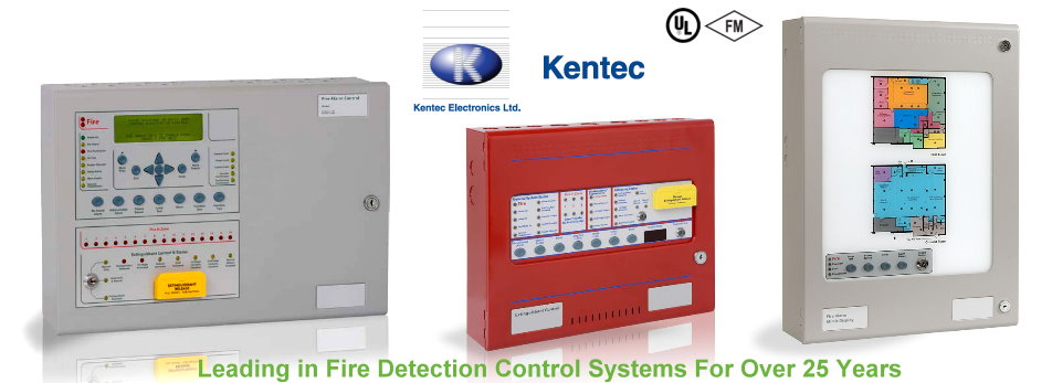 KENTEC - Leading in Fire Detection Control Systems for over 25 Years