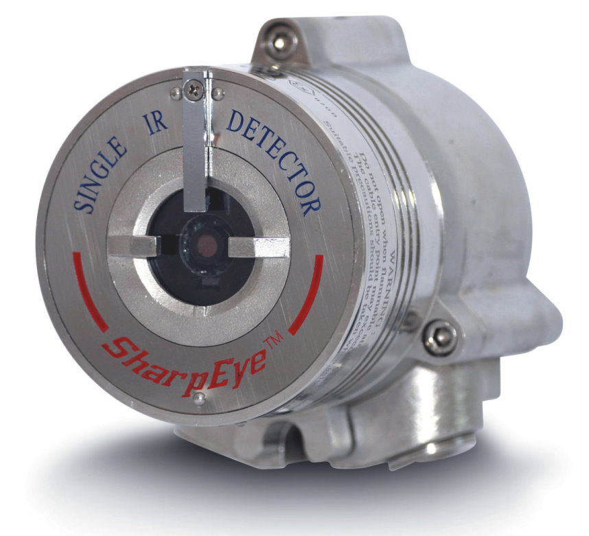 40/40R - Détecteur de Flamme Simple IR Spectrex Single IR Flame Detector 40-40R
