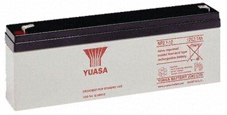 RB021AH - Batterie étanche au plomb 12V 2,1AH Yuasa Yucel Sealed Lead Acid 12V 2.1AH