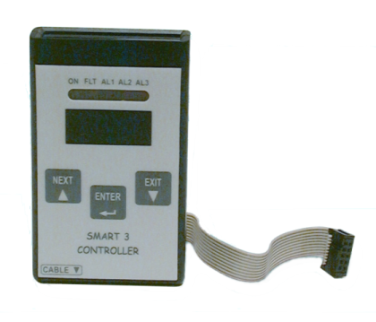 STS/CKD - Clavier de Calibration pour Détecteur SMART3 Sensitron Calibration Keypad STSCSW