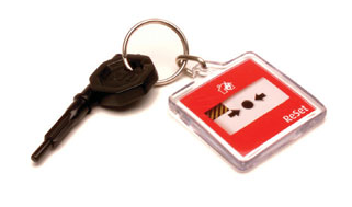 M210 - Clé de Réarmement pour bouton RP-xS Vimpex Spare Key for RP-xS Manual Call Point