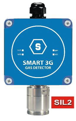SMART3G-C3 - Détecteur de Gaz Zone 2 Cat 3 gas detector
