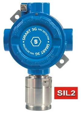 SMART3G-C2 - Détecteur de Gaz Zone 1 Category 2 gas detector