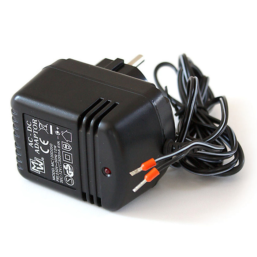 AC/DC Adapter - Adaptateur Secteur 12VCC - 12VDC Power Adapter AC/DC Adapter