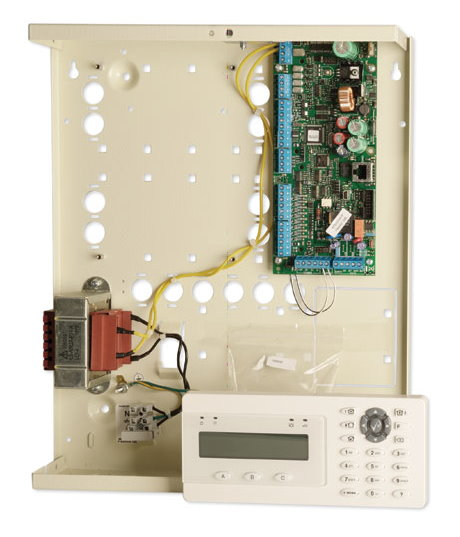 ATS1000A-MM Centrale bus Advisor Advanced 8-32 Zones - Advanced Control Panel 8-32 Zones