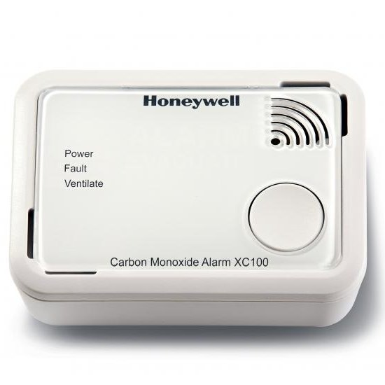 XC100 - Détecteur de Monoxyde de Carbone Résidentiel - Battery Powered Carbon Monoxide Alarm