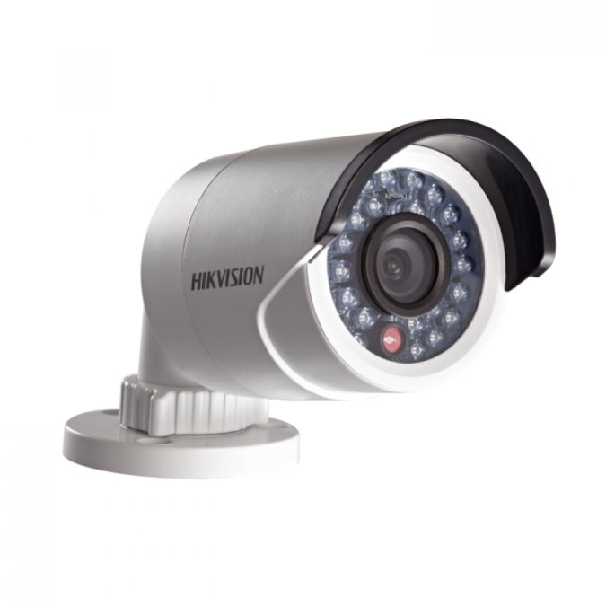 DS-2CD2012-I(4mm) - Caméra Mini Tube réseau IR 1.3MP - IR Mini Bullet Network Camera