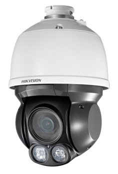 DS-2DE4582 - Caméra Dome IP IR 4 pouces PTZ 2MP - 2MP 4 Inch Network IR Speed Dome