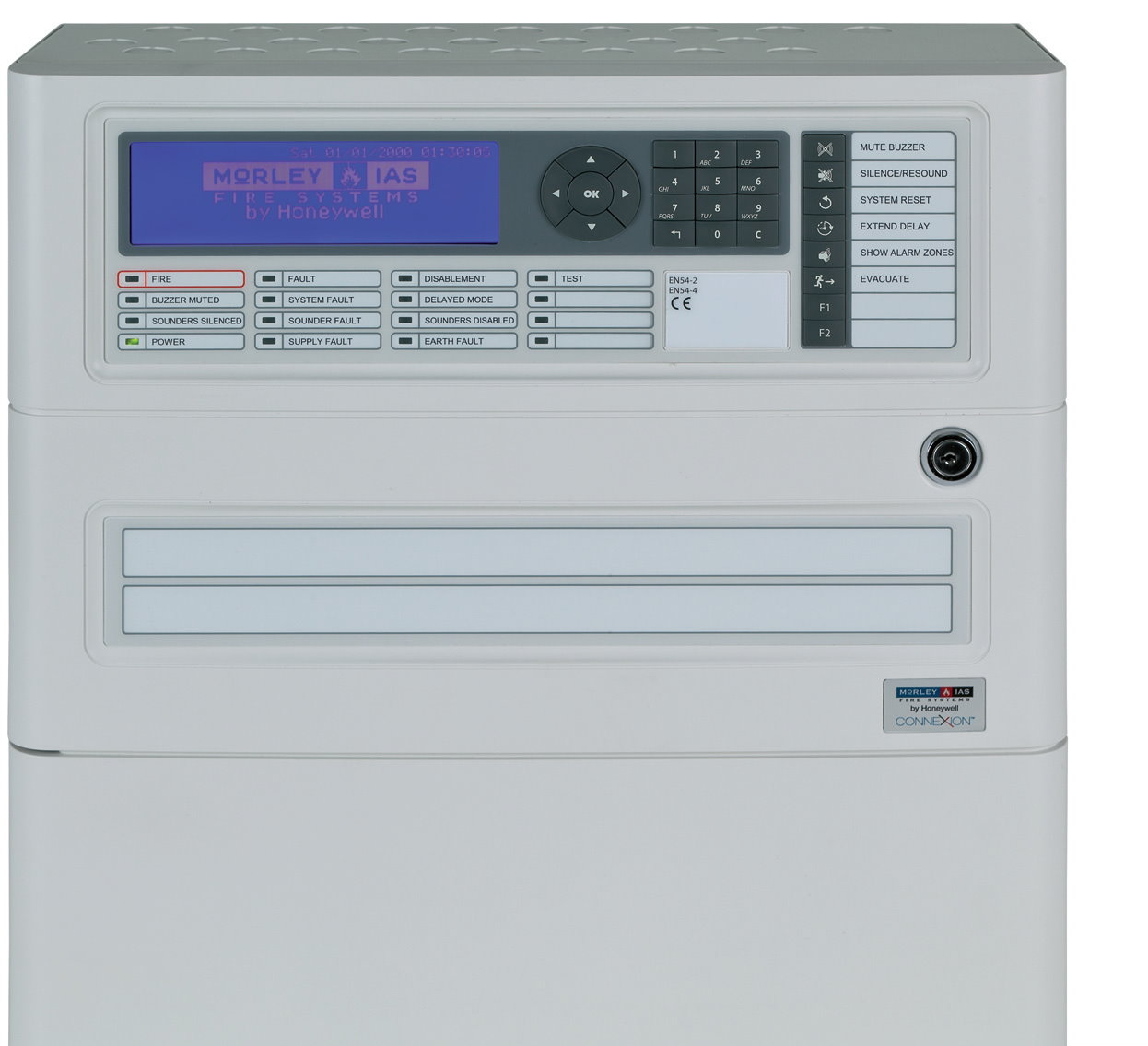 Analog Panels: 4 Loops Analogue Addressable Fire Alarm Control Panel ...