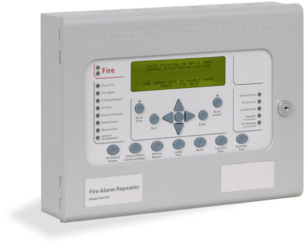 MK67000M1 Tableau Répétiteur LCD Syncro View Marine - Marine & Offshore Local LCD Control Panel Repeater