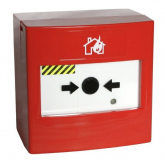 FI700/MCP – Manual Call Point with LST/700 protocol ARGUS SECURITY Red Manual Call Point FI700MCP
