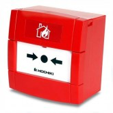CCP-E - Bouton d'Alerte Conventionnel Rouge - Conventional Manual Call Point Red