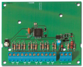 CS208 - Carte d'extension 8 Zones UTC Fire & Security Input Expander 8 Zones CS208 ARITECH