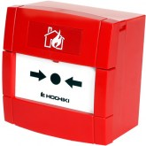 MCP1A - Bouton d'Alerte Conventionnel Rouge agréé Marine - Marine Approved Conventional Manual Call Point Red