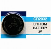 CR2032 - Pile secondaire pour détecteur/module Sagittarius, Secondary battery for Sagittarius detector/module