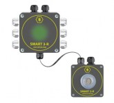 Détecteur de gaz SMART3-R pour zone non-classifiée - SMART3-R gas detector for non-classified gas detector