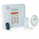 PowerMaster-10 PG2 - Kit alarme intrusion sans fil - Wireless Intrusion Alarm System kit