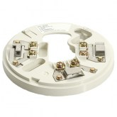YBN-R/6(WHT) - Socle de montage Conventionnel sans électronique - Conventional Electronics Free Mounting Base