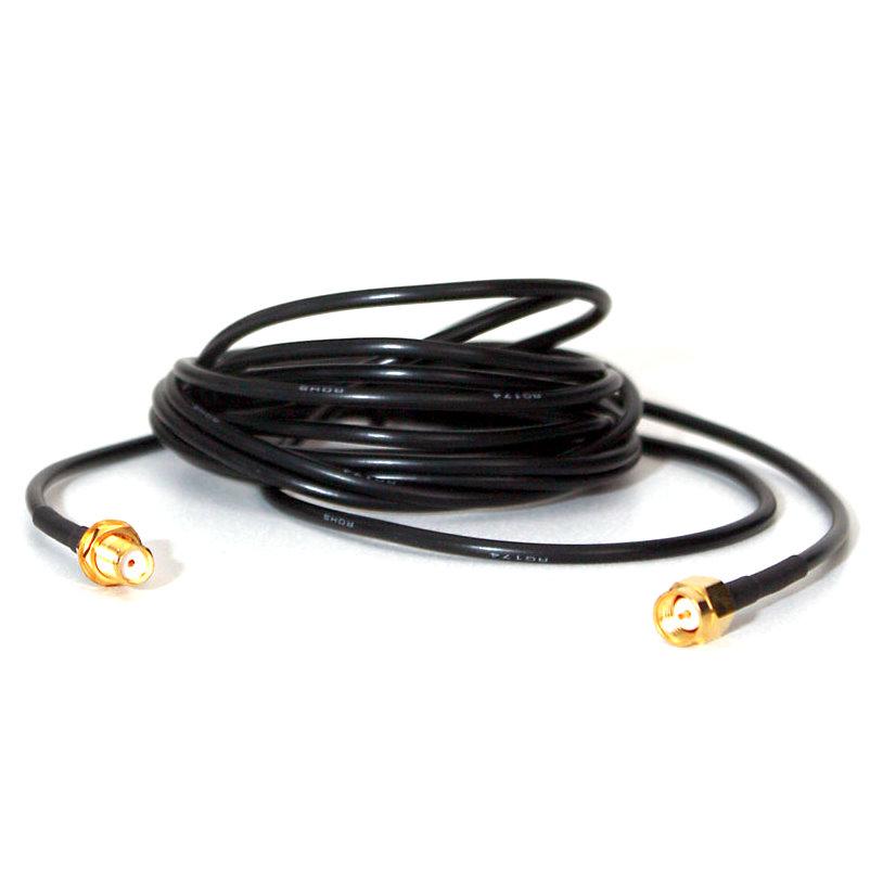 Transmetteurs t l phoniques rallonge cable antenne sma sma cable - Rallonge cable antenne ...