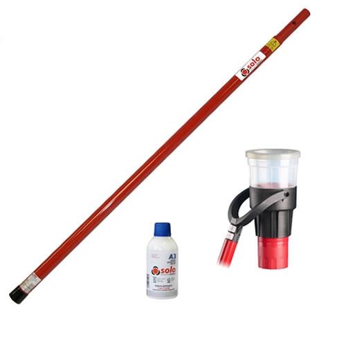 test equipment smoke detector testing starter pack solo 809. Black Bedroom Furniture Sets. Home Design Ideas