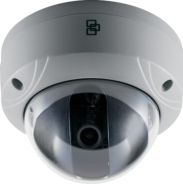 TVD-1102 Caméra Dôme Intérieure IP, Full HD 3 Mégapixels, 2.8 mm - 3 MPX Full HD Indoor Dome Camera, Fixed 2.8mm lens