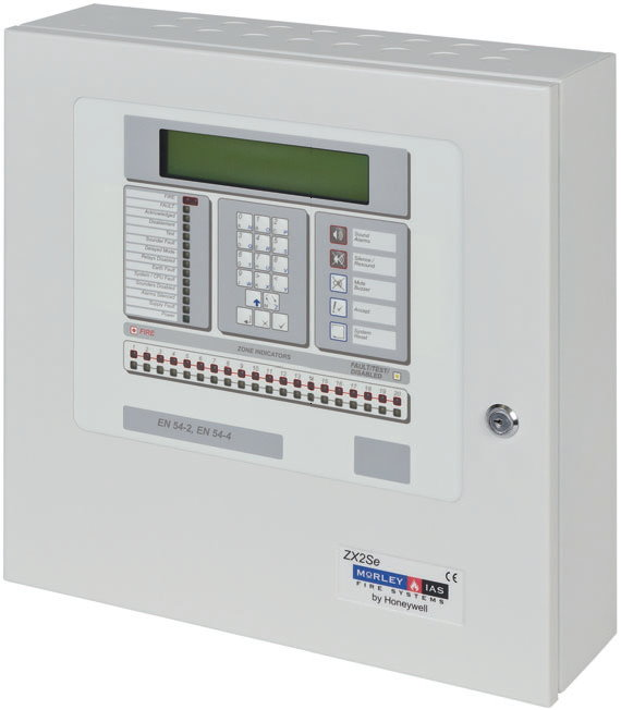 ZX1Se - Centrale Détection Incendie Intelligente 1 Boucle Analogique, Multi-protocole Single Loop Intelligent Fire Panel