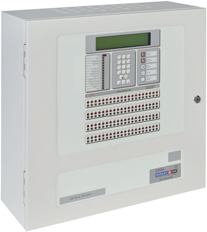 ZX5Se - Centrale Détection Incendie Intelligente 1 à 5 Boucles Analogiques, Multi-protocole 1 to 5 Loop Intelligent Fire Panel