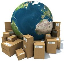 Worldwide delivery - Livraison internationale